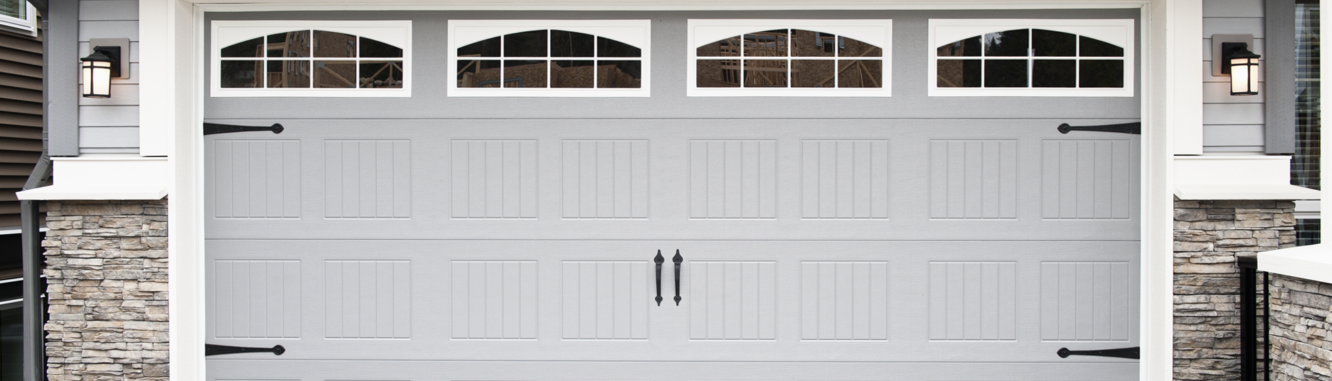 Allied Slider garage door