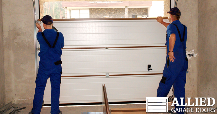 Garage door repair services featured image