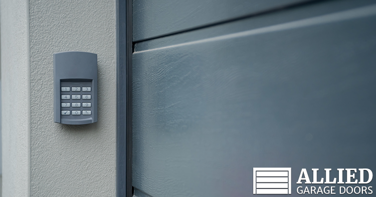 Garage keypad featured image