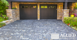 Talk About Curb Appeal Get a New Garage Door facebook image
