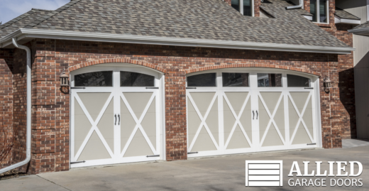 Add Curb Appeal by Dressing Up Your Garage Door